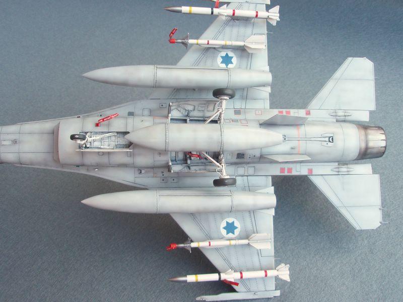 Hasegawa F-16 Falcon Agressor 07