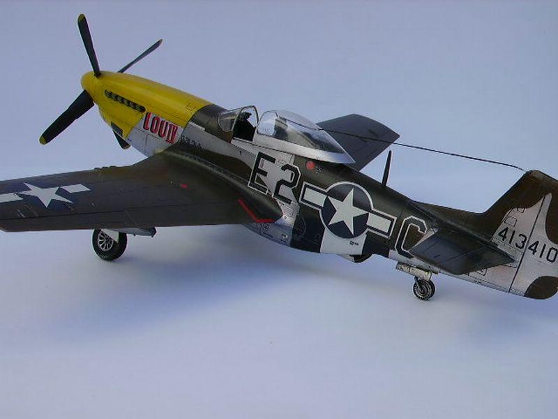 P-51D Mustang Hasegawa 2