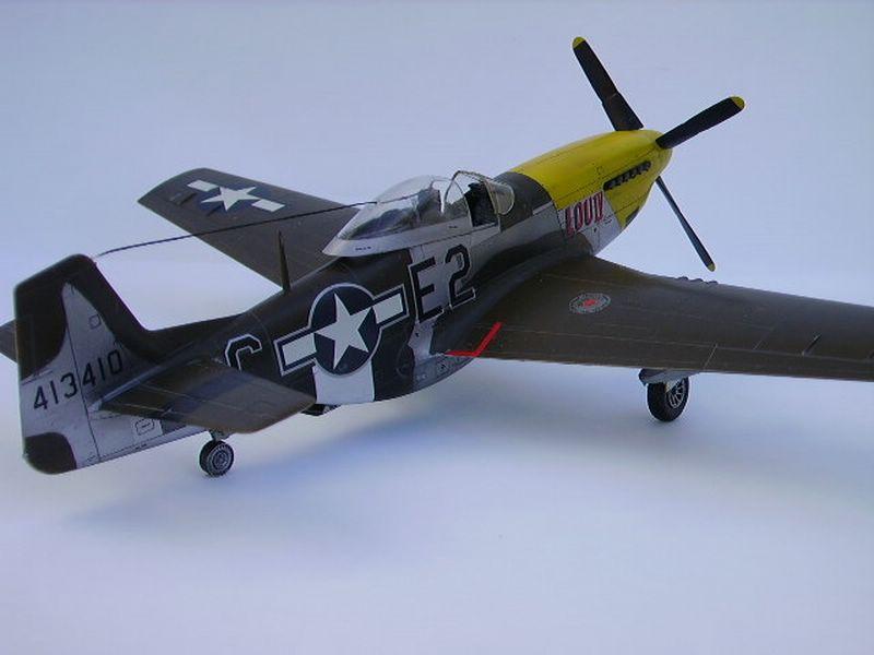 P-51D Mustang Hasegawa