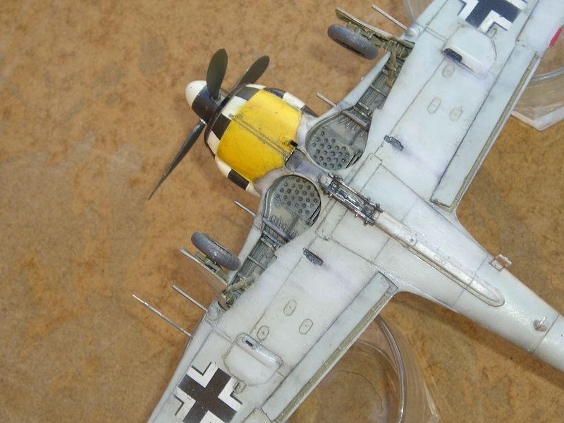 maqueta Dragon Fw-190 6