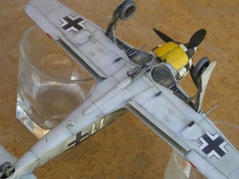 maqueta Dragon Fw-190 7
