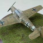 Maqueta Bf-108 Taifun 1