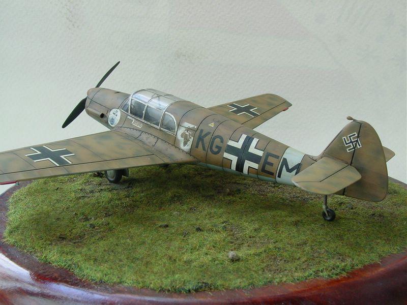 Maqueta Eduard Bf-108 Taifun 2