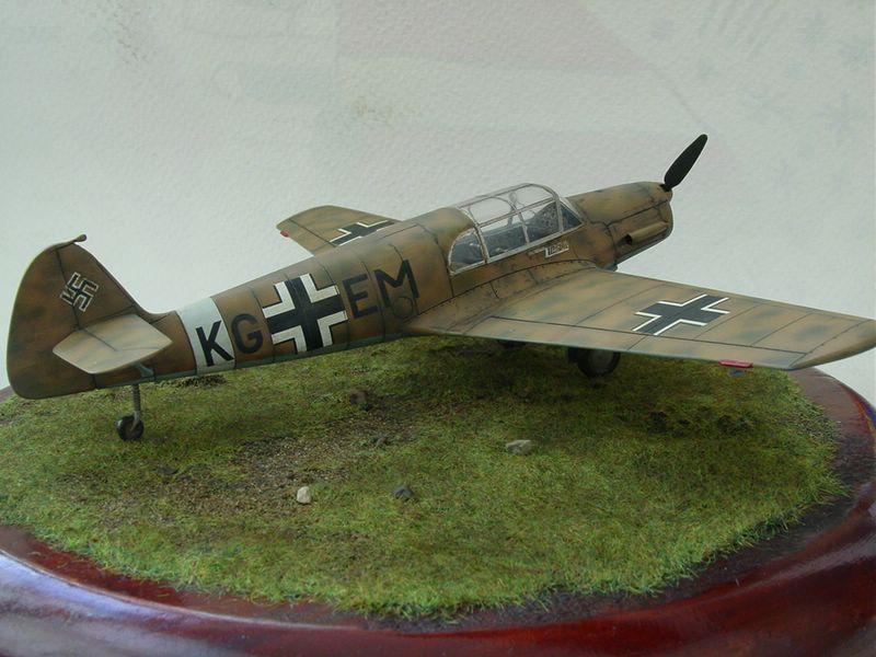 Maqueta Eduard Bf-108 Taifun 3