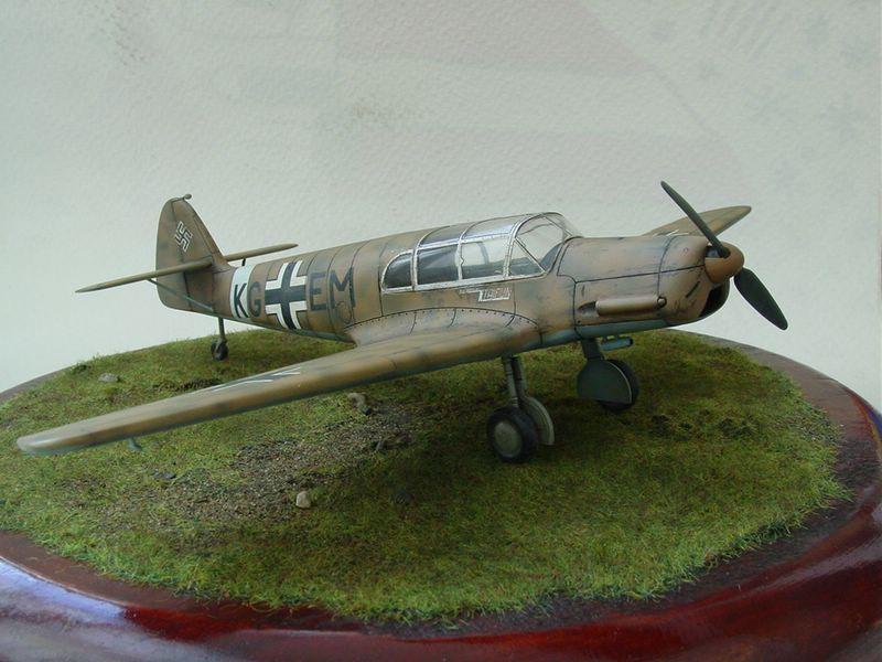 Maqueta Eduard Bf-108 Taifun 4