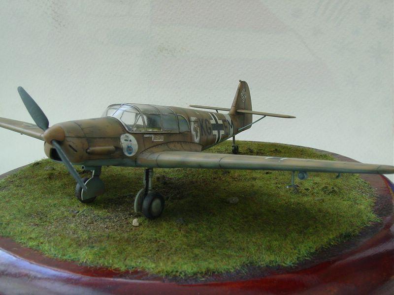 Maqueta Eduard Bf-108 Taifun 5