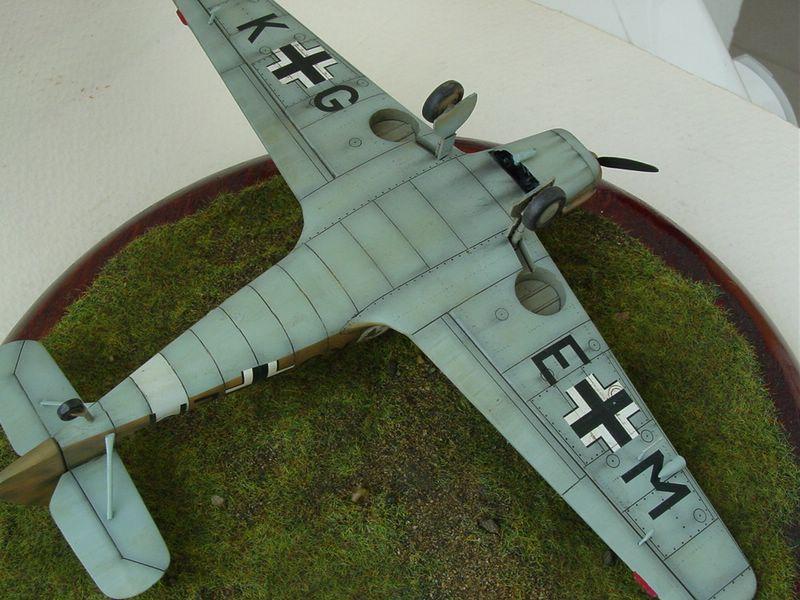 Maqueta Eduard Bf-108 Taifun 6