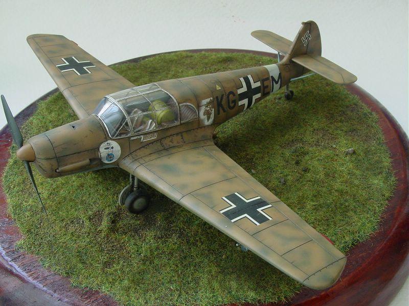 Maqueta Eduard Bf-108 Taifun 7