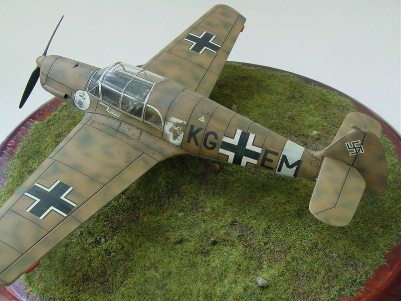 Maqueta Eduard Bf-108 Taifun 8