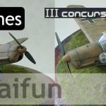 Messerschmitt Bf-108B «Taifun» (Eduard 1/48)