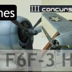 Grumman F6F-3 «Hellcat» (Hasegawa 1/48)