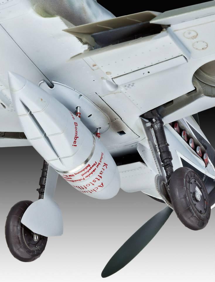 Revell Bf-109 G10 3