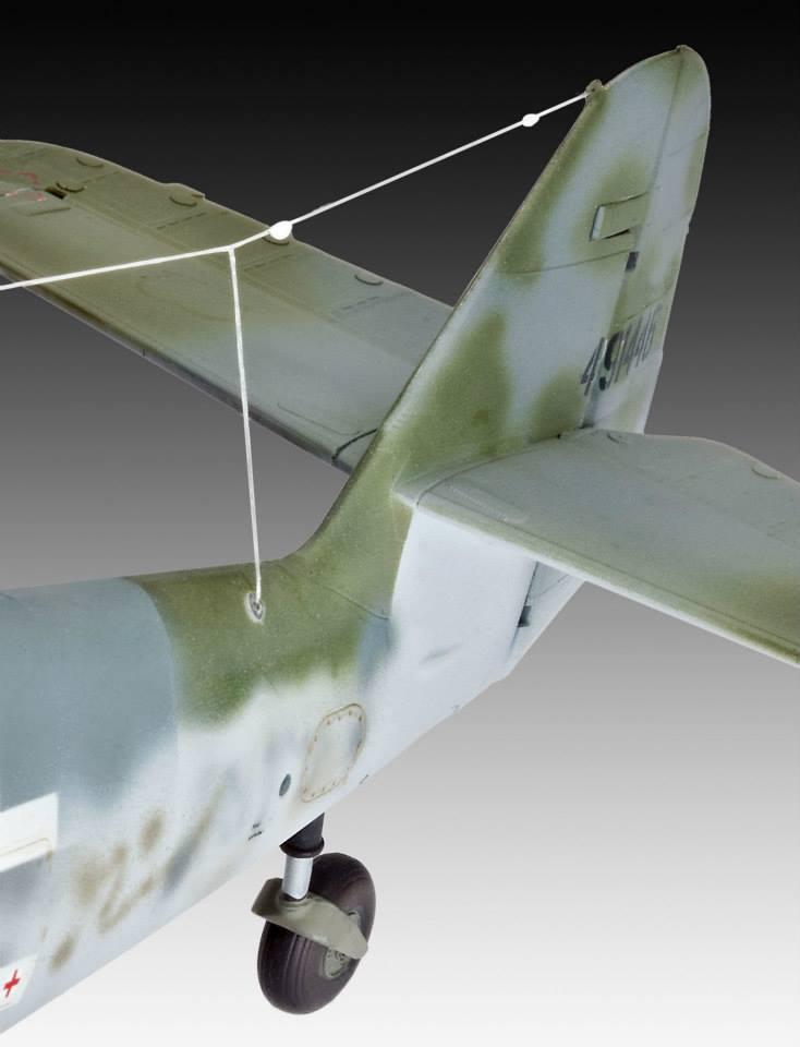 Revell Bf-109 G10 6