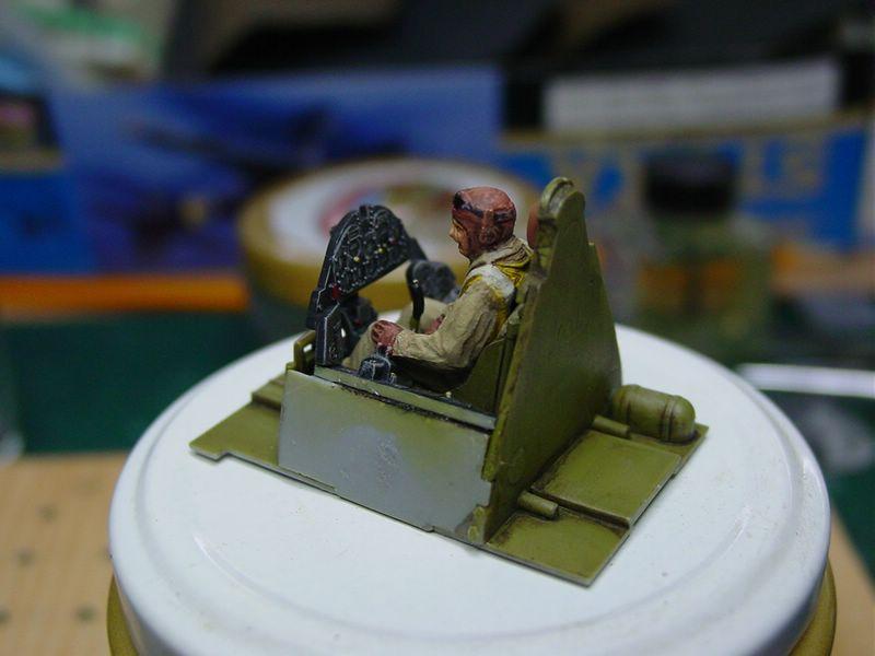 Tamiya Piloto US Navy 01