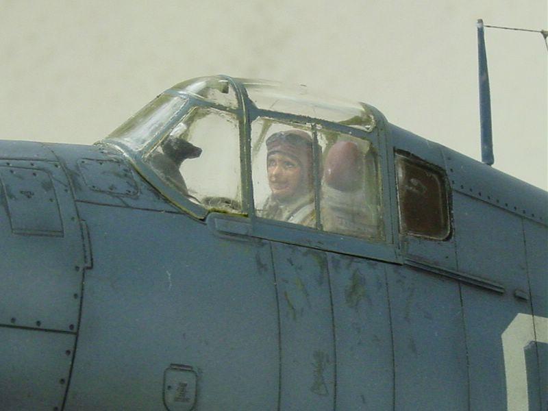 Tamiya Piloto US Navy 4