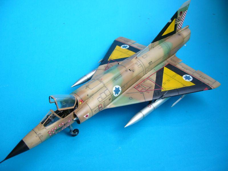 Eduard Mirage III cj 2