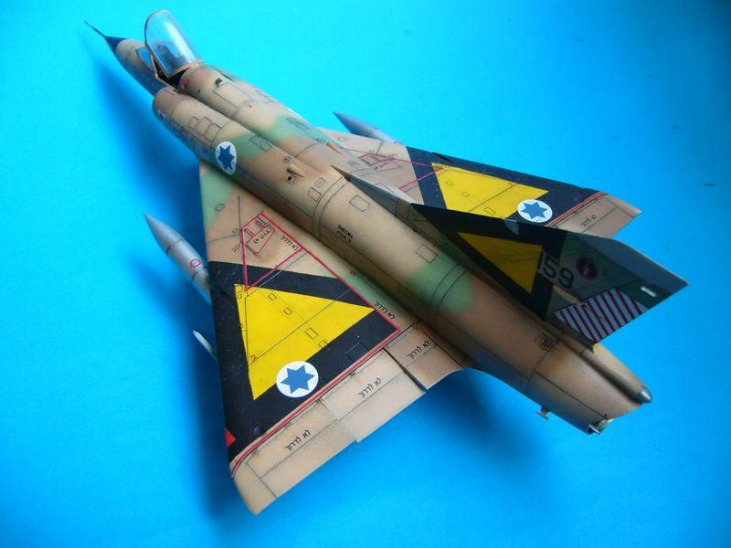 Eduard Mirage III cj 3
