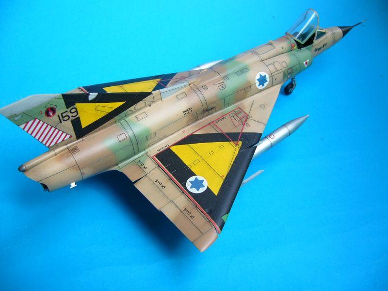 Eduard Mirage III cj 4