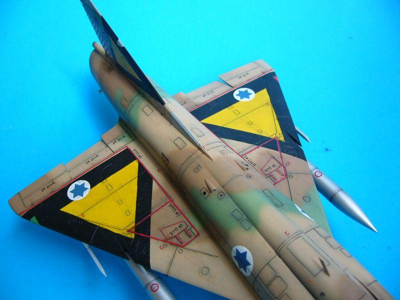 Eduard Mirage III cj 5