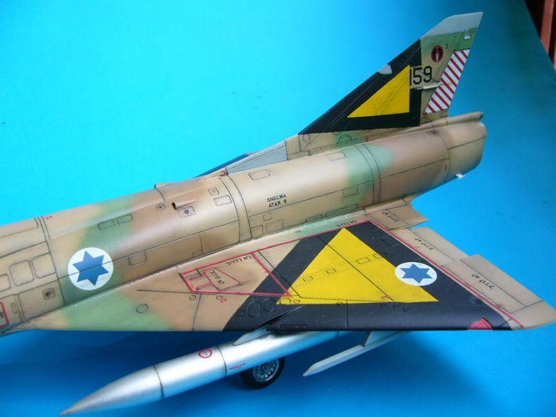 Eduard Mirage III cj 6