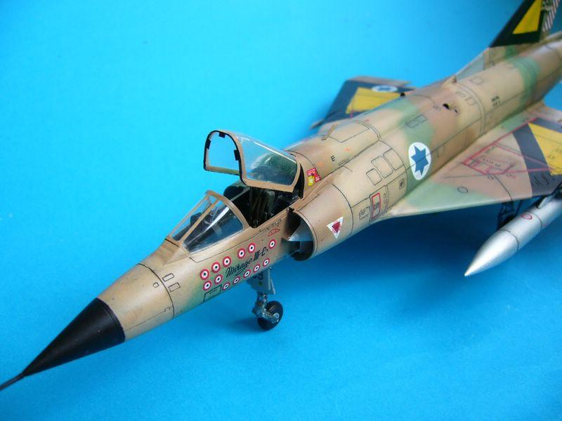 Eduard Mirage III cj 07