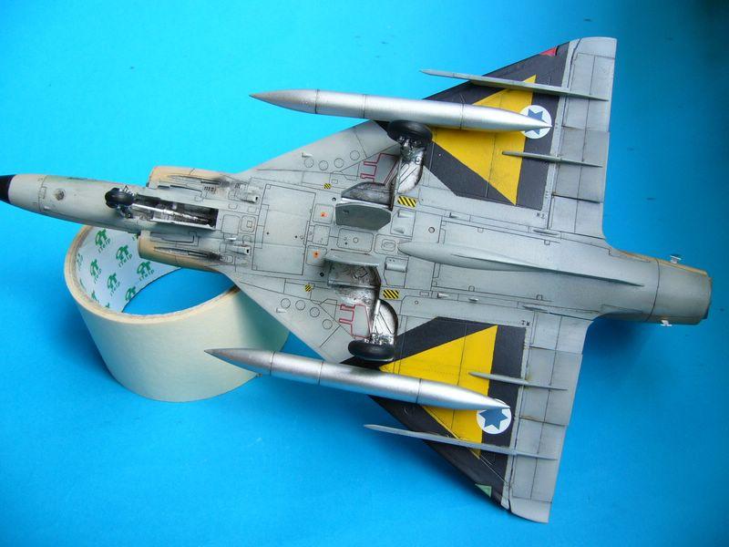 Eduard Mirage III cj 8