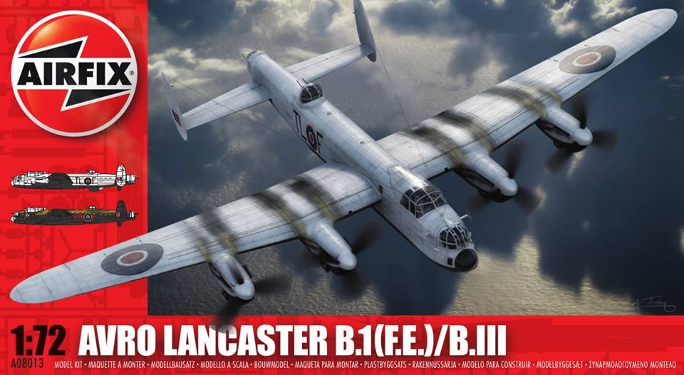 Avro Lancaster de Airfix