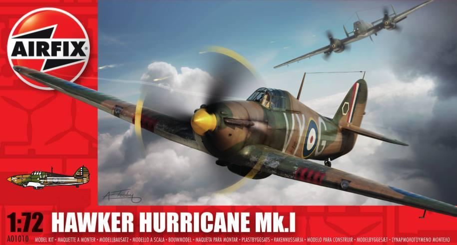Hawker Hurricane de Airfix