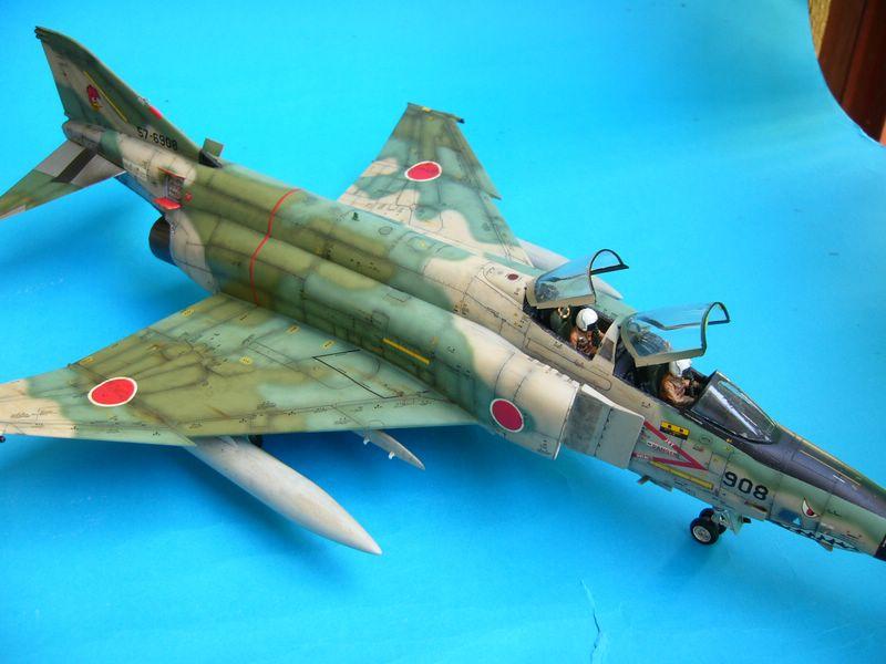F-4E Phantom II Hasegawa 2