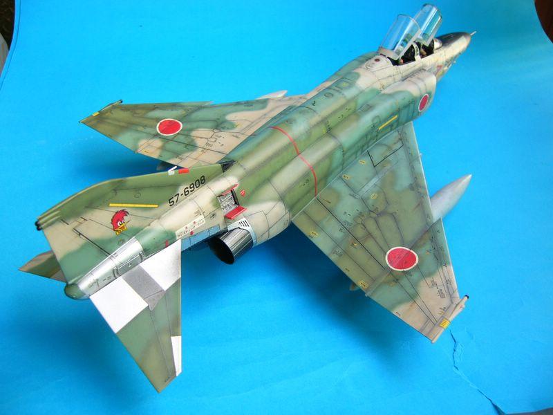 F-4E Phantom II Hasegawa 3