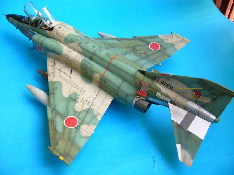Hasegawa F-4E Phantom II 4