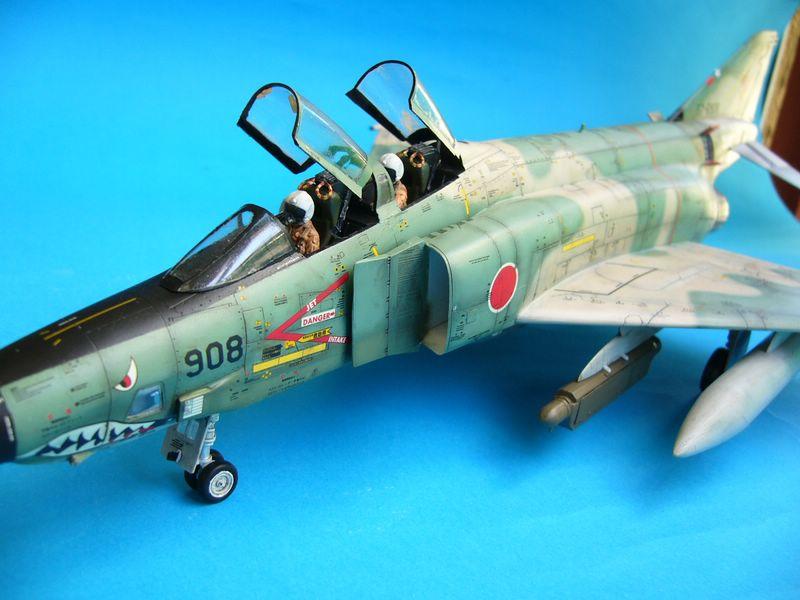F-4E Phantom II Hasegawa 5