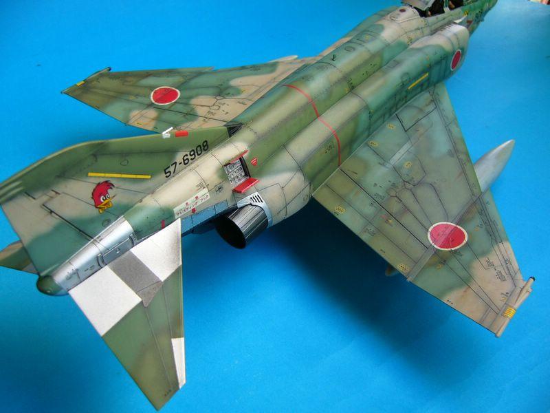 F-4E Phantom II Hasegawa 6