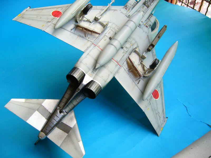 F-4E Phantom II Hasegawa 8