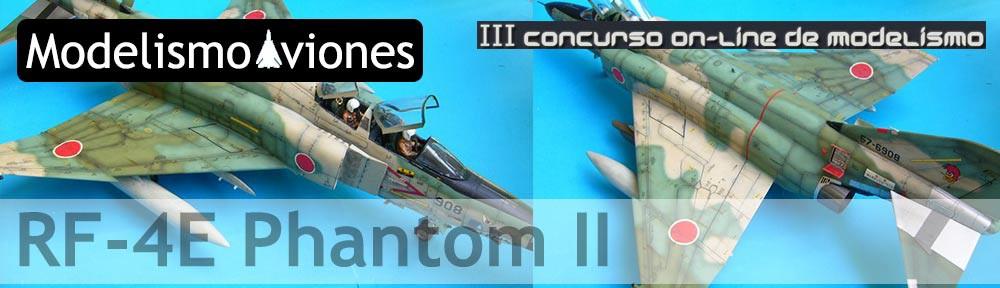 F-4E Phantom II Hasegawa