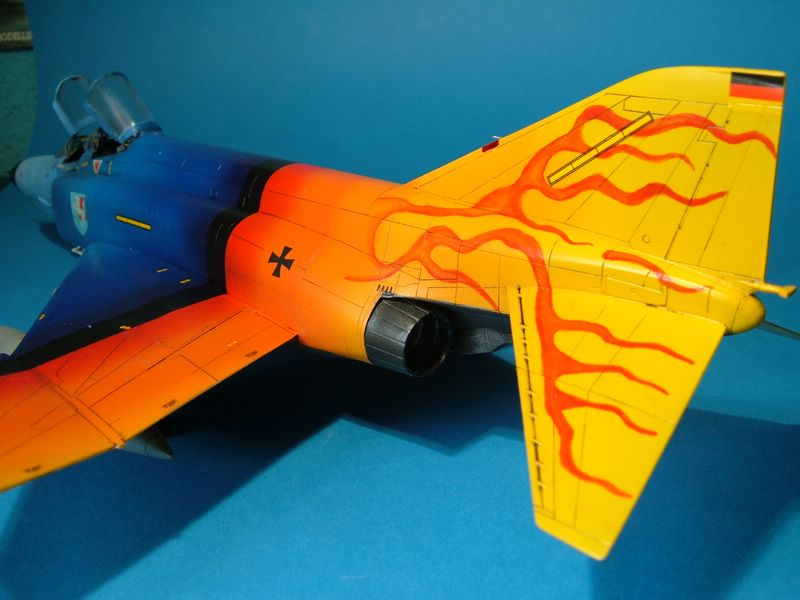 F-4F Phantom II Italeri 1