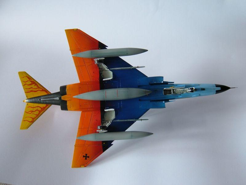 F-4F Phantom II Italeri 3