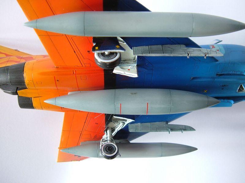 F-4F Phantom II Italeri 4