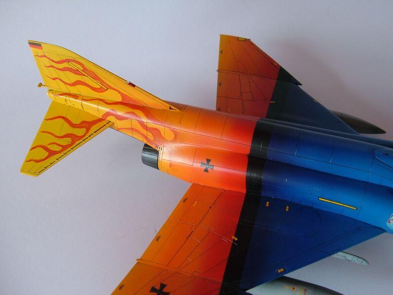 F-4F Phantom II Italeri 5