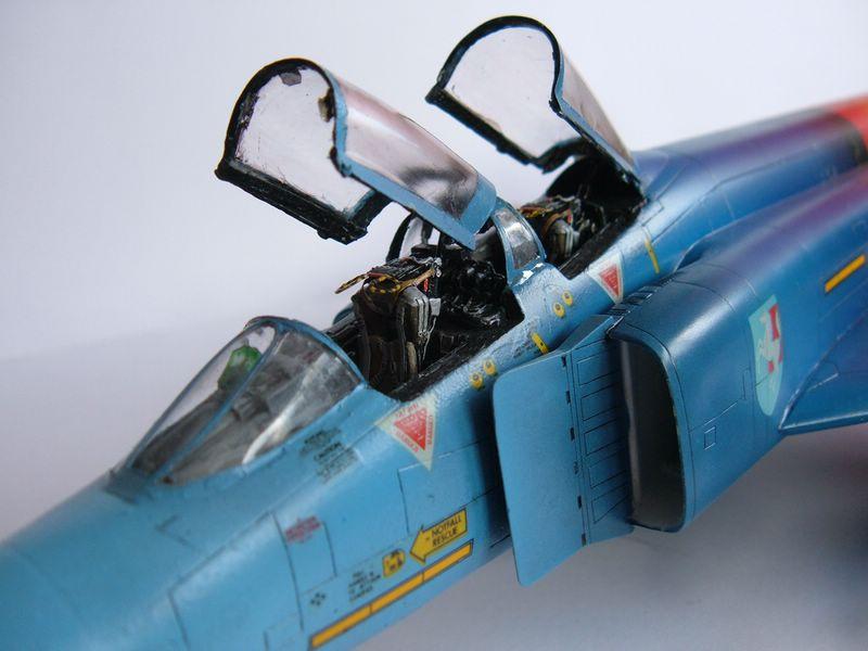 F-4F Phantom II Italeri 6