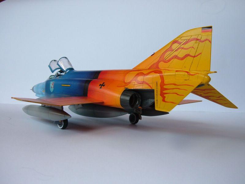 F-4F Phantom II Italeri 7