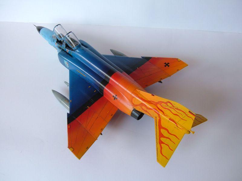 Italeri F-4F Phantom II 8
