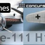 Heinkel He-111 H16 (Monogram 1/48)