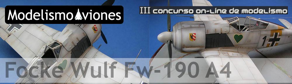 Fw-190 Tamiya