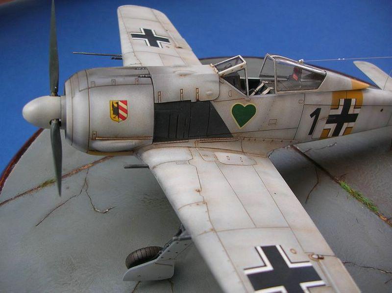Fw-190 A4 Tamiya 1