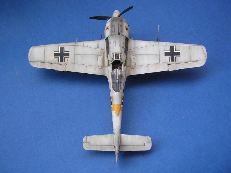 Fw-190 A4 Tamiya 2