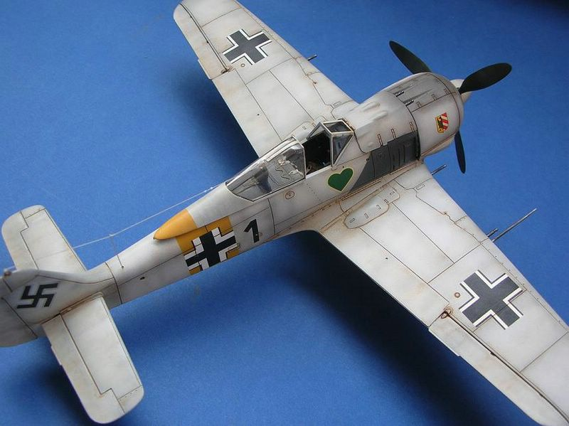 Fw-190 Tamiya 3