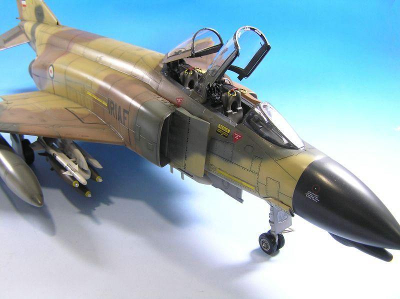 Tamiya F-4D Phantom II 3