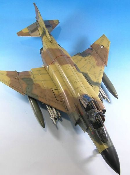 Tamiya F-4D Phantom II 4