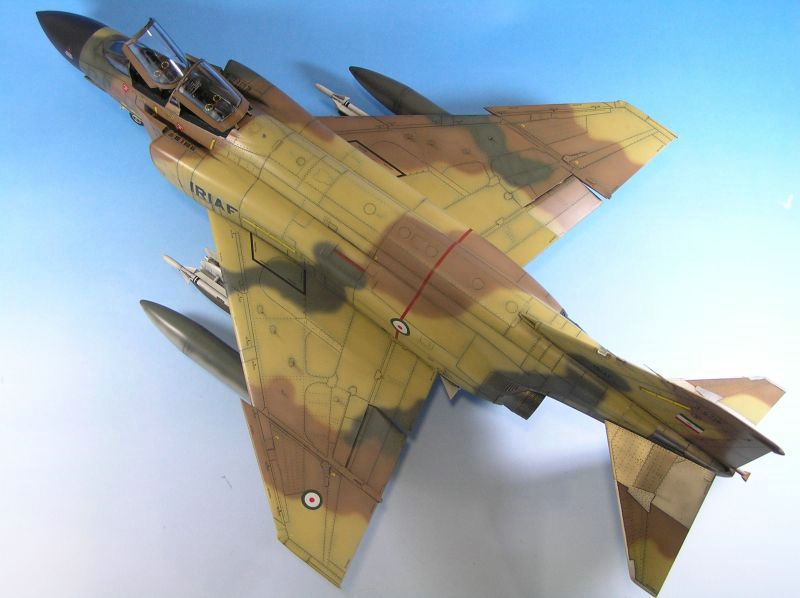 Tamiya F-4D Phantom II